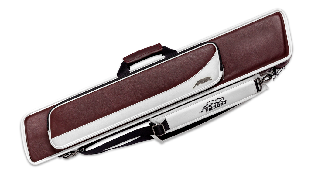 Roadline 4x8 Burgundy White Soft Case