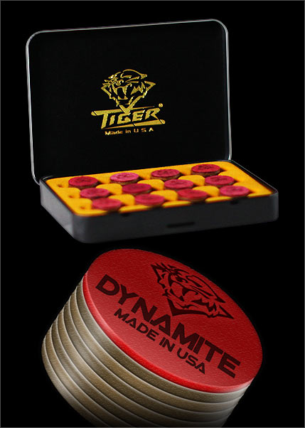 Tiger Dynamite (Hard) Tips