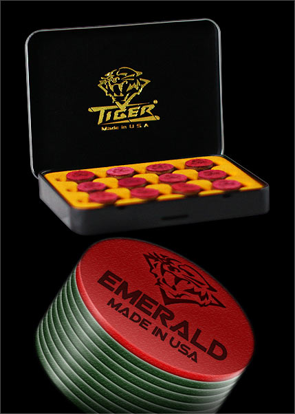 Tiger Emerald (Medium Hard) Tip