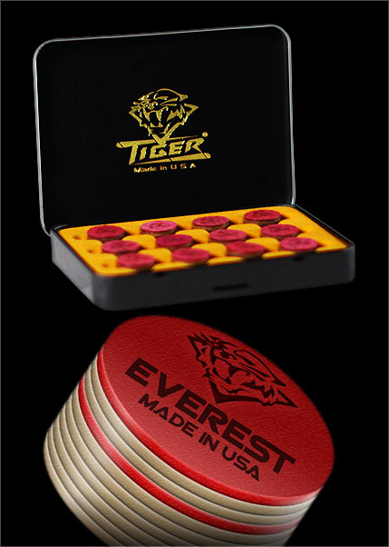 Tiger Everest (Medium) Tip