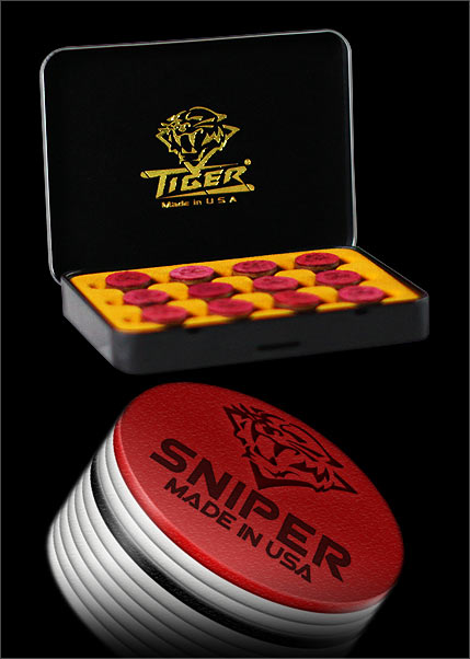 Tiger Sniper (Soft Medium) Tip