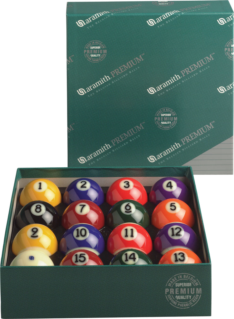Premium Aramith Ball Set