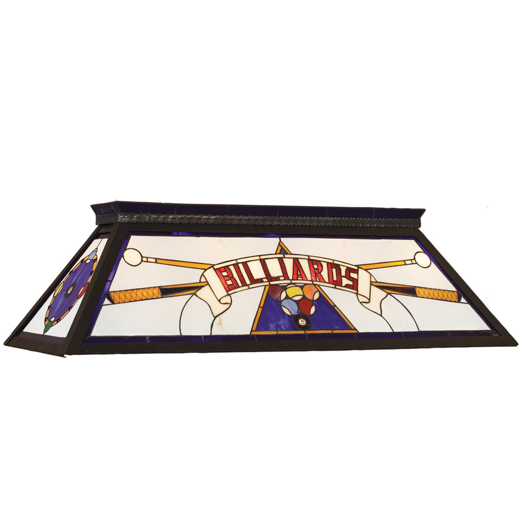 BILLARDS KD BLUE BILLIARD  TABLE LIGHT