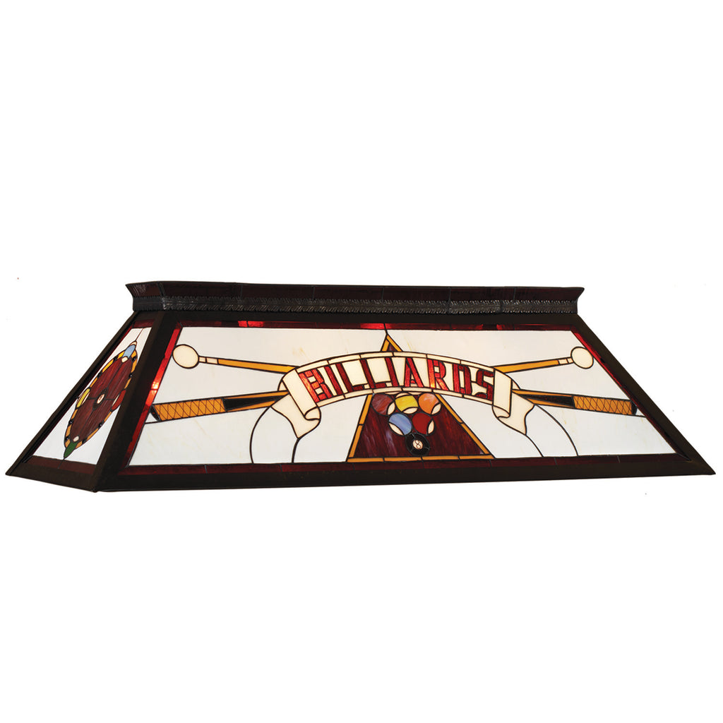 BILLARDS KD RED BILLIARD  TABLE LIGHT