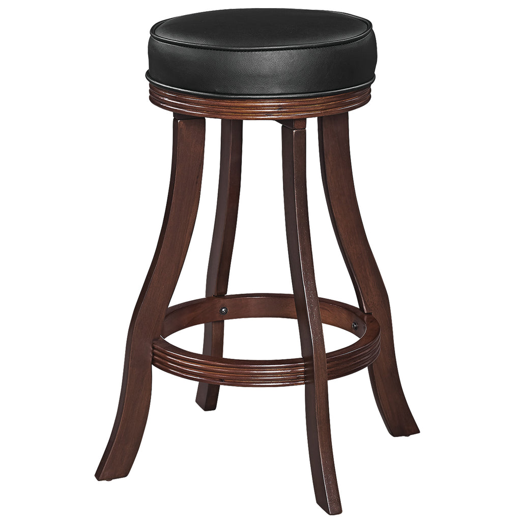 BACKLESS BARSTOOL - CAPPUCCINO