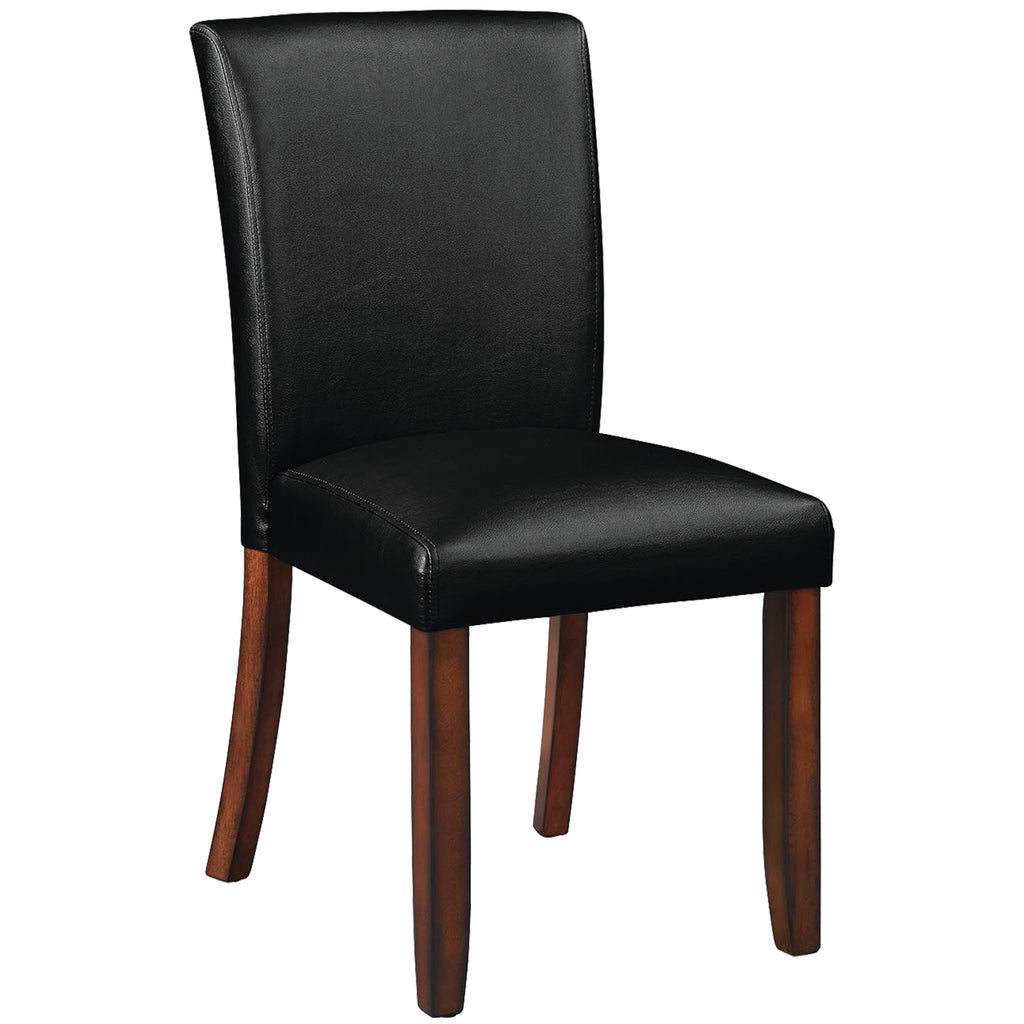 GAME/DINING CHAIR - CHESTNUT