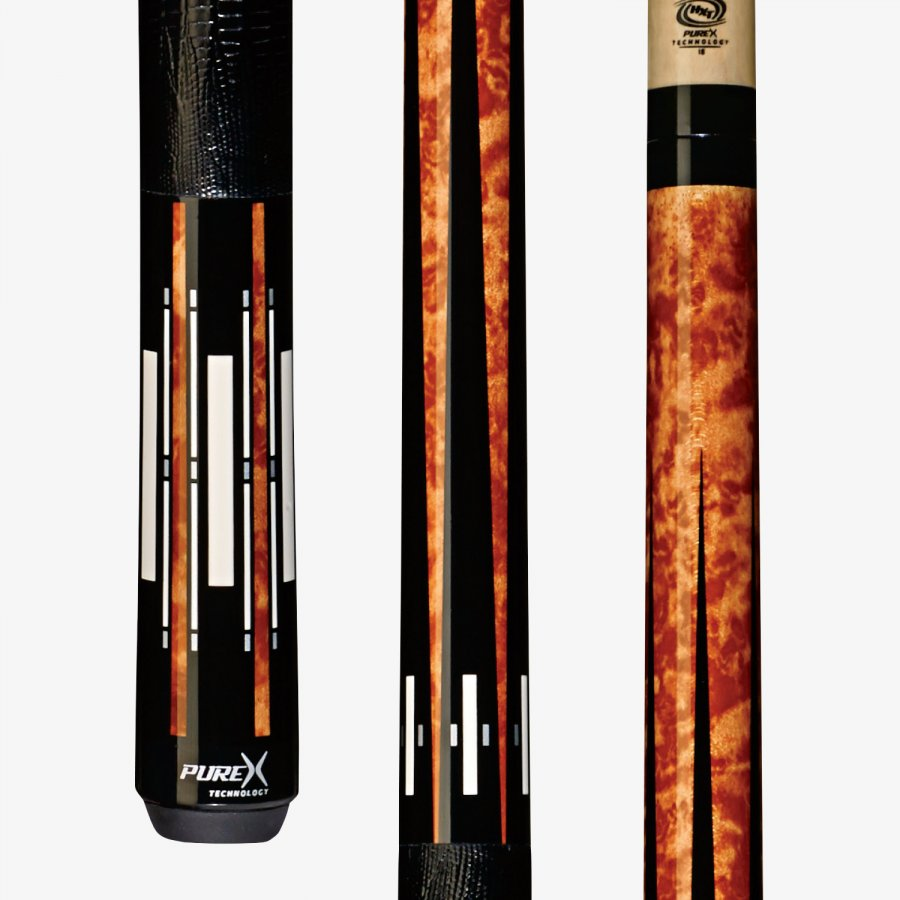 HXTE3 PureX Technology Pool Cue