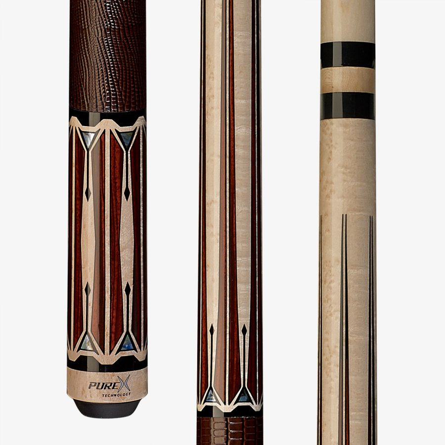 HXTE4 PureX Technology Pool Cue