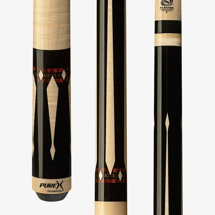 HXTE5 PureX Technology Pool Cue