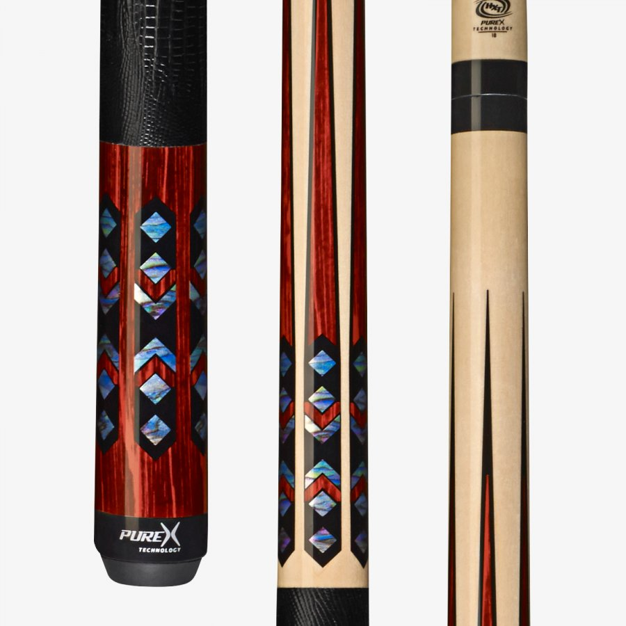 HXTE8 PureX Technology Pool Cue