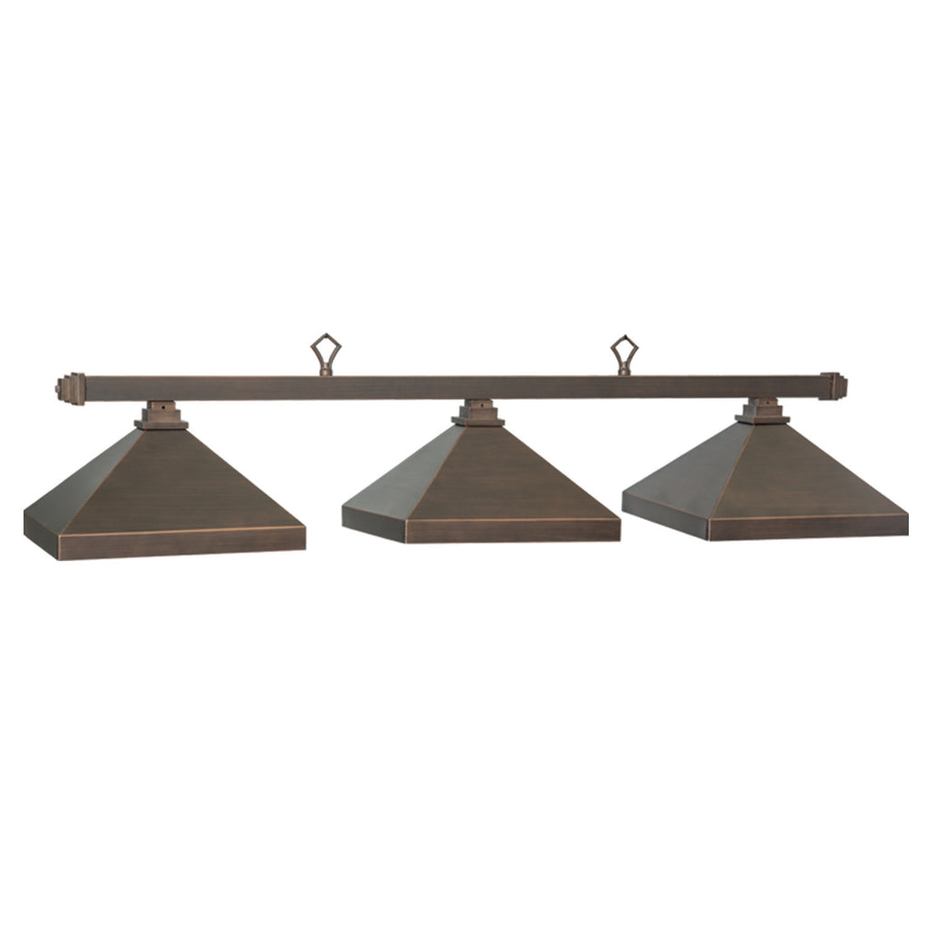 "KITSILANO 54"" 3 LT - OIL RUBBED BRONZE"