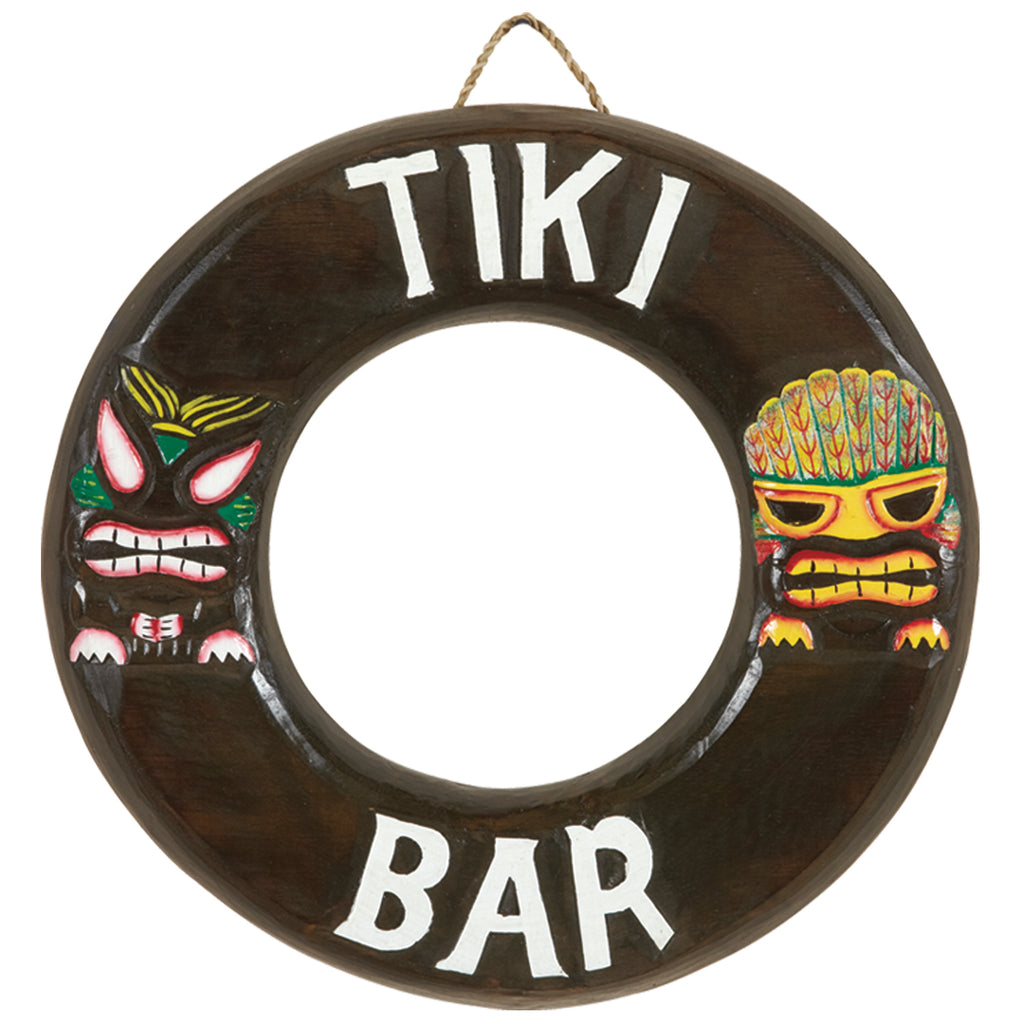 TIKI BAR RING
