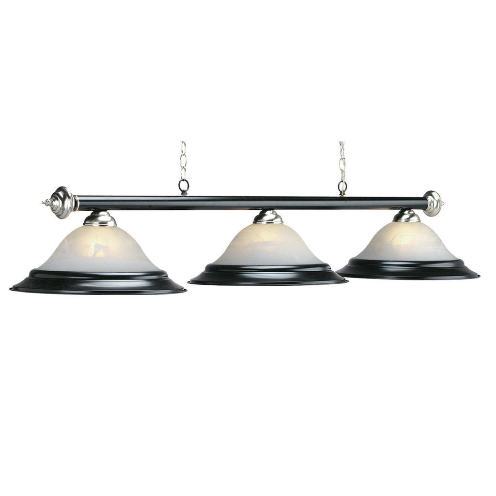 "60"" 3 LT BILLIARD LIGHT- STAINLESS"