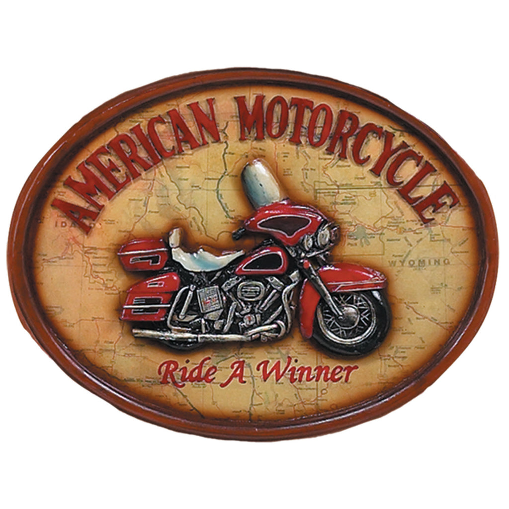 "PUB SIGN-RIDE A WINNER-22""W"
