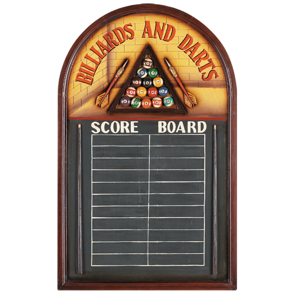 PUB SIGN-BILLIARDS AND DARTS