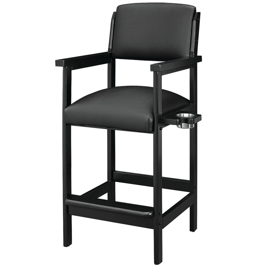 SPECTATOR CHAIR - BLACK