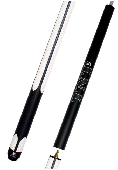 Falcon TNT3 Jump Break Cue Black