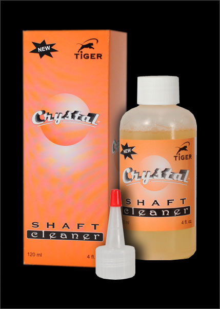 Tiger CRYSTAL Shaft Cleaner 4oz