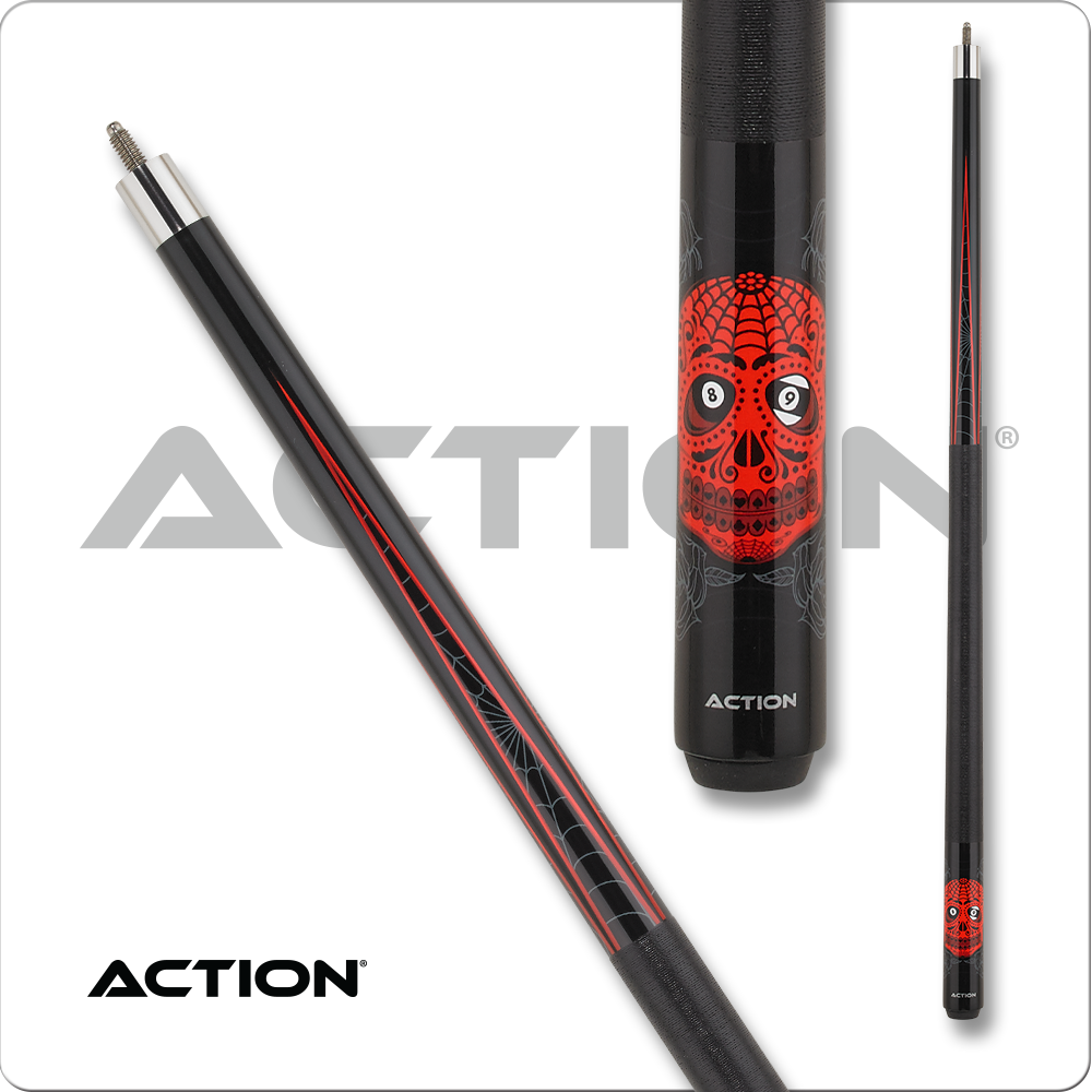 Action Calavera - Red Skull CAL05