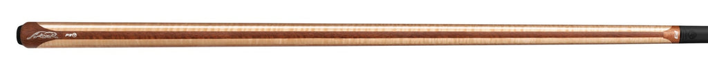 Predator Limited P3 REVO Mélange Curly Maple / Leopard Wood Pool Cue - No Wrap