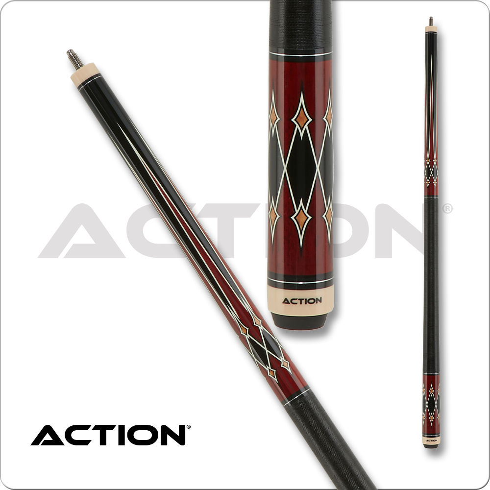 Action Classic Cherry and Black Points ACE03