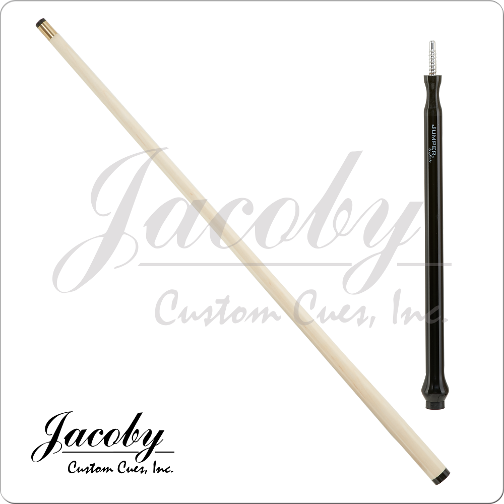 Jacoby JCBJMP BLACK JUMP CUE