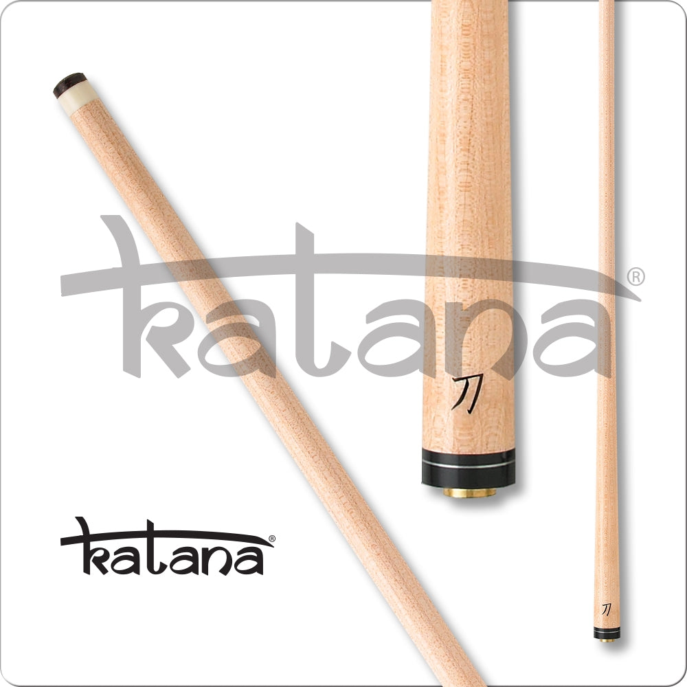 Katana Performance Shaft  Uniloc - Black Collar
