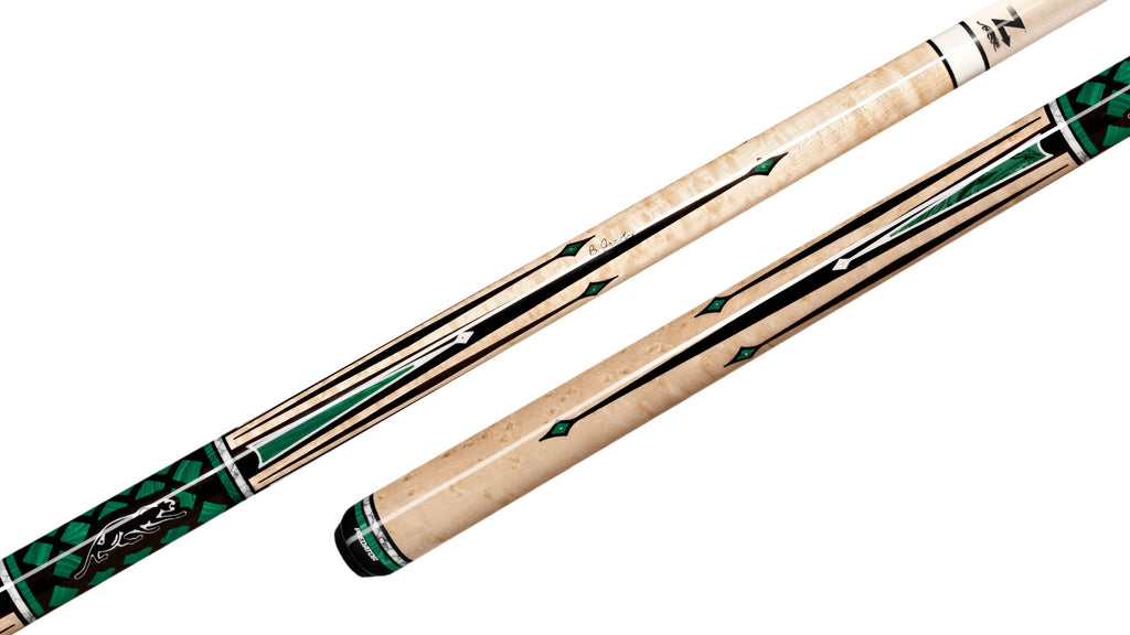 Predator Special Edition Śurutē Panthera 1 Pool Cue - No Wrap with 12.9 Revo