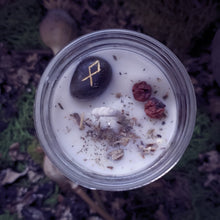 Oracle Ritual Candle