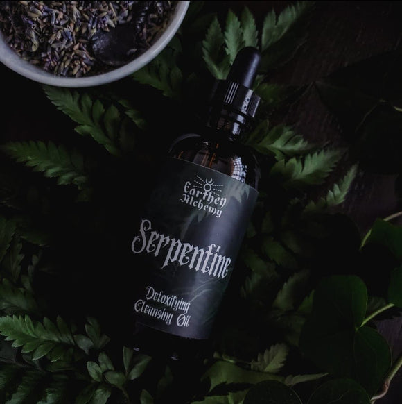 Serpentine Detoxifying Cleansing Oil