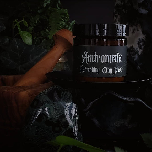 Andromeda Refreshing Clay Mask