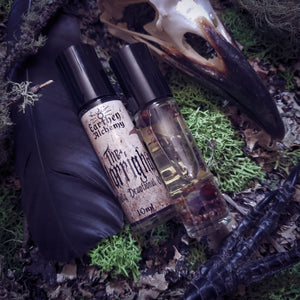 The Morrighan Devotional Oil