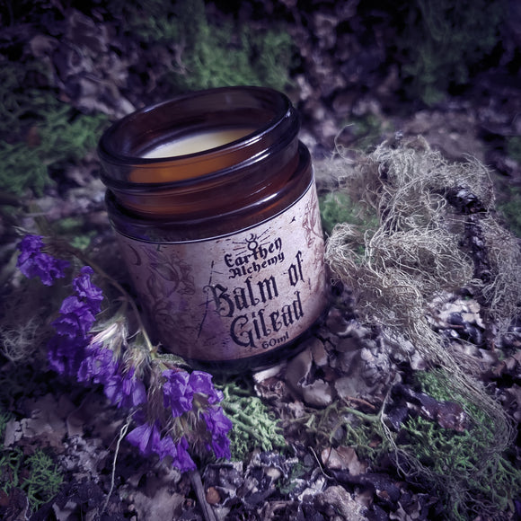 Balm of Gilead ~ Wildcrafted Herbal Balm