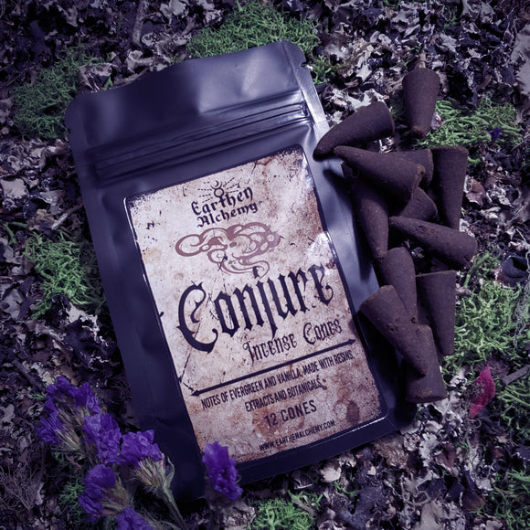 Conjure Incense Cones