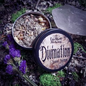 Divination Loose Incense