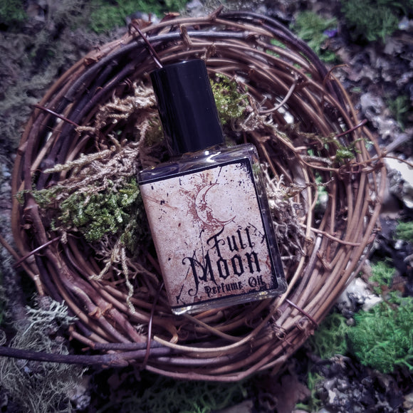 Full Moon ~ Lunar Perfume Oil