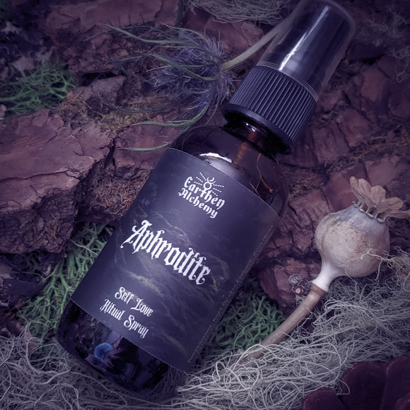 Aphrodite Vibrational Aura Spray