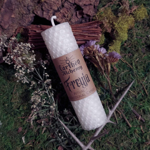 Freyja Devotional Candle