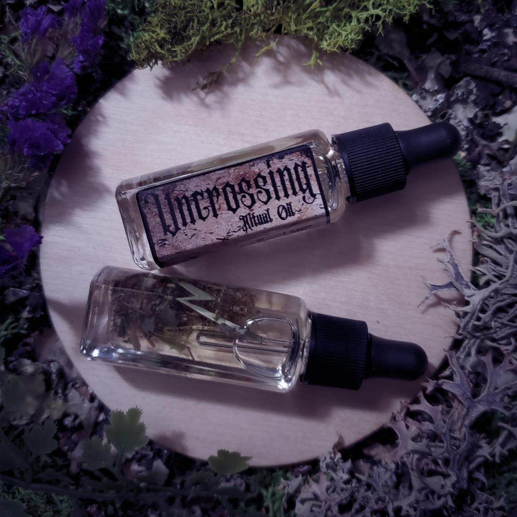 Uncrossing Ritual Oil