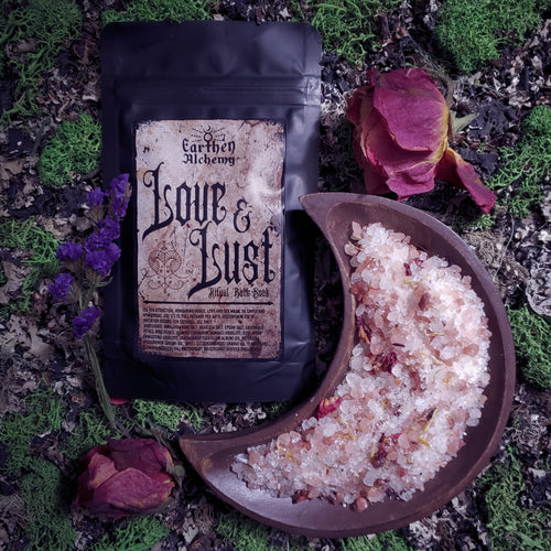 Love & Lust Ritual Soak