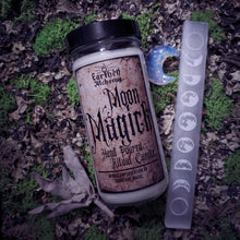 Moon Magick Ritual Candle