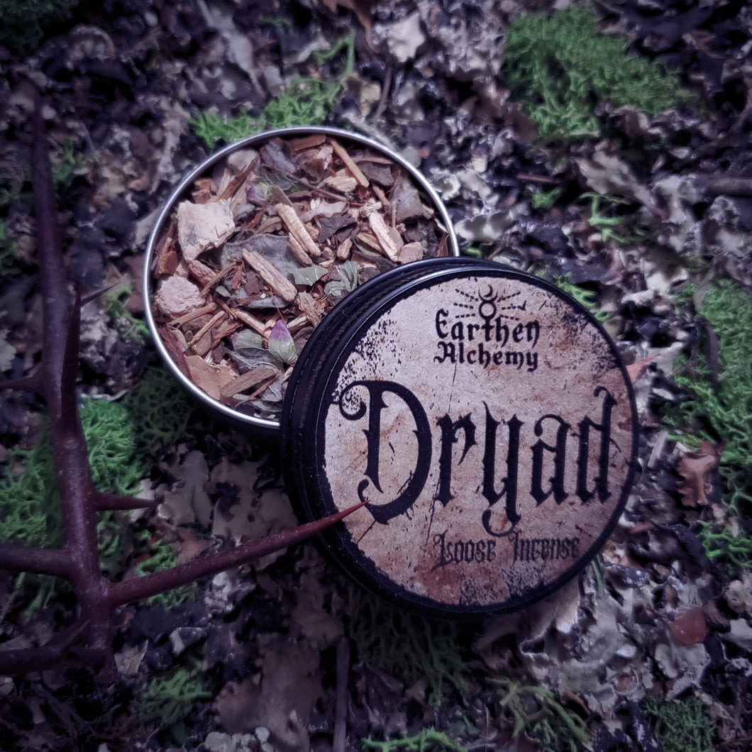Dryad Loose Incense