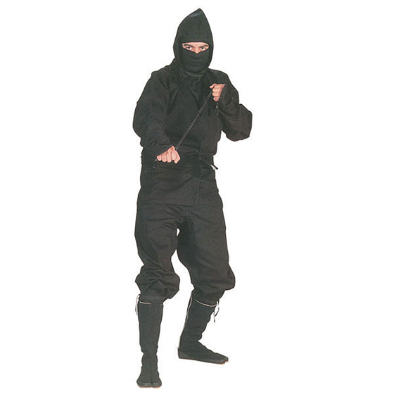 201M-BLK Ninja Uniform