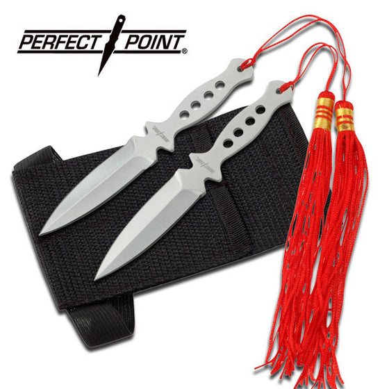 Perfect Point 90-15 Throwing Knife Set