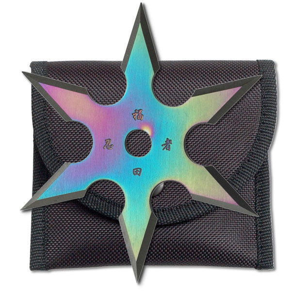 90-16DRB Throwing Star Set