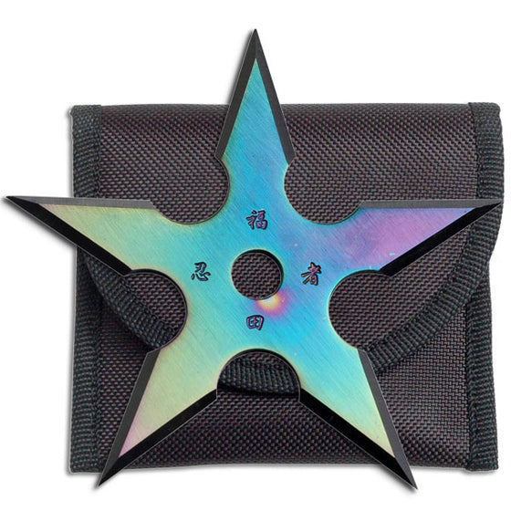 90-20DRB Throwing Star Set