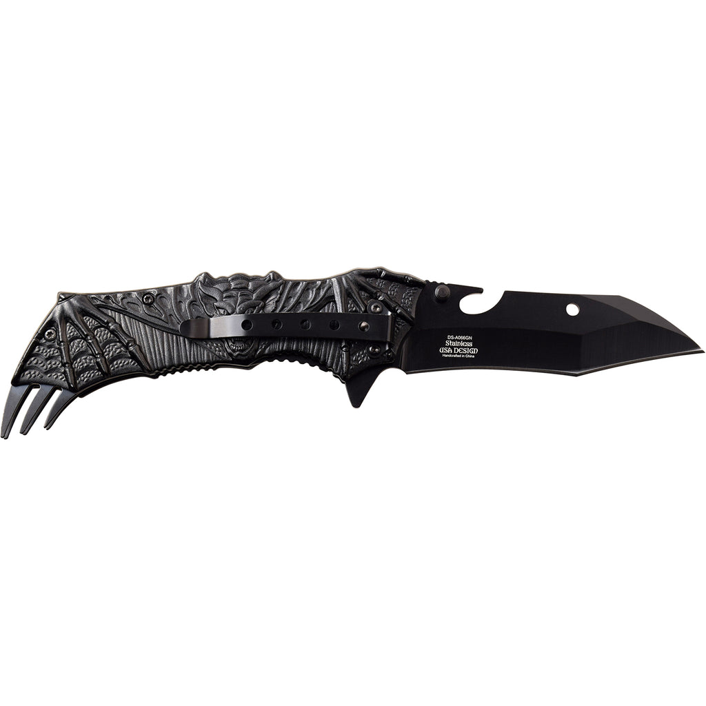 Darkside Blades DS-A066GN Spring Assisted Knife