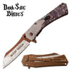 Related product : Darkside Blades DS-A071BZ Spring Assisted Knife