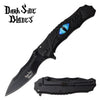 Related product : Darkside Blades DS-A073BK Spring Assisted Knife