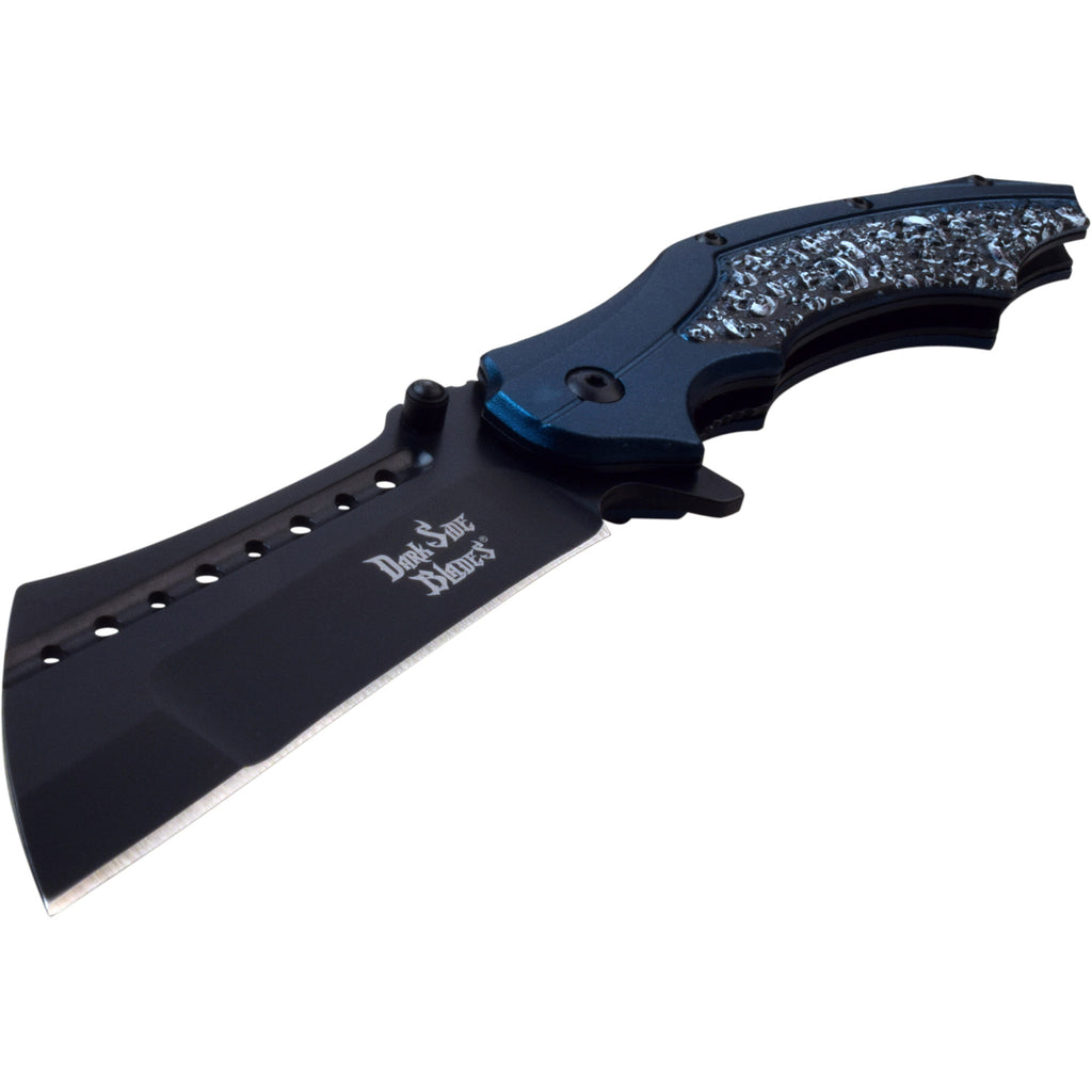 Darkside Blades DS-A079BL Spring Assisted Knife